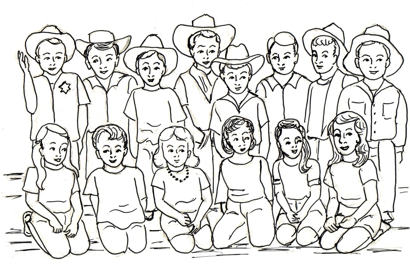 Jesus Loves The Little Children Coloring Page - Democraciaejustica