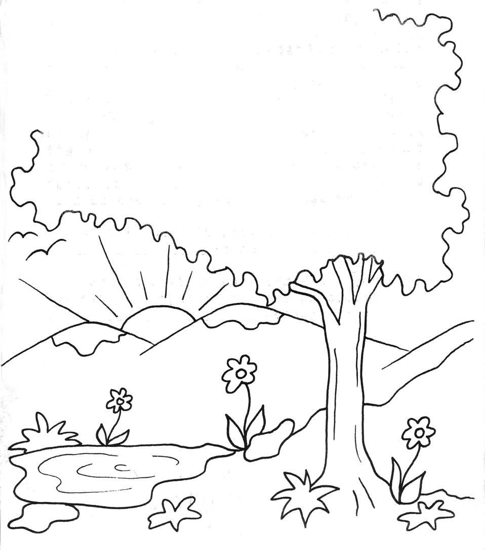creating coloring pages - photo#24