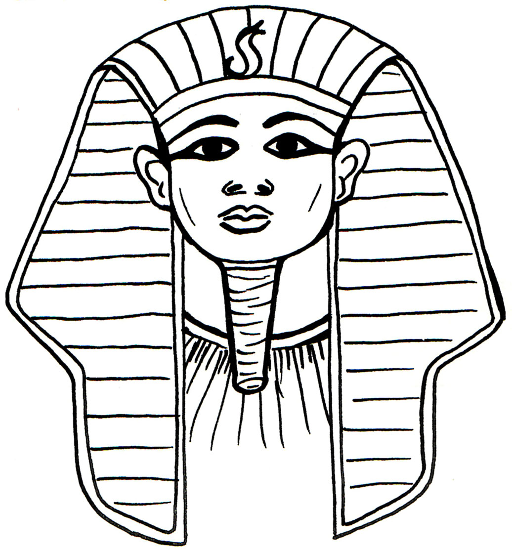 joseph in egypt coloring pages - photo#15